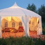 Аренда шатров и мебели, Новосибирск