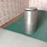 Продам бочок с крышкой из нержавеющей стали, Новосибирск