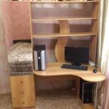 Компьютерный стол с пиналом и зеркалом, Новосибирск