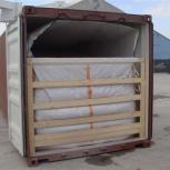 Вкладыш полипропиленовый для контейнера  ЖД, Новосибирск