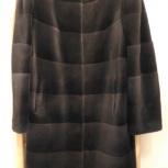 Шуба (пальто) из меха болотного бобра, Новосибирск