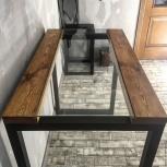 Мебель лофт на заказ, Новосибирск