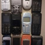 Телефоны и запчасти, Новосибирск