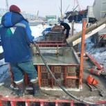 Бетонирование фундаментов, стен, полов, перекрытий, Новосибирск