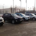 Аренда автомобилей Hyundai Creta в Новосибирске, Новосибирск
