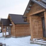 Зимнее строительство домов, бань: фундамент,кровля,отделка, Новосибирск
