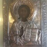 Икона Господь Вседержатель, 19 век, Новосибирск