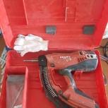 Газовый монтажный пистолет Hilti GX 120 в аренду, Новосибирск