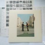 Pink Floyd 1975 Wish You Were Here Japan EX+, Новосибирск