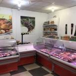 Мясной магазин, Новосибирск