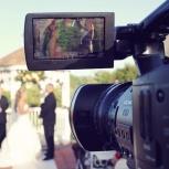 видеосъемка, видеооператор на свадьбу, юбилей, выпускной в школе, Новосибирск