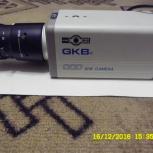 Продам CCTV видеокамера GKB CB-2803S 220В, Новосибирск