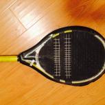 Ракетка для большого тенниса, Новосибирск