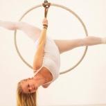 Кольца для воздушной гимнастики, Новосибирск