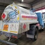 Заправка газом. Заправка газгольдера. Пропан-бутан, Новосибирск