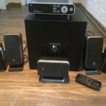 Продам акустическую систему Logitech Z-5450, Новосибирск