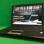 Ноутбук Asus F80L, Новосибирск