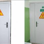 Рентгенозащитные двери и ставни 0,5-3,5Pb (рентгенодвери), Новосибирск