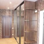 Корпусная и встроенная мебель под заказ (шкафы - купе, кухни, детские), Новосибирск