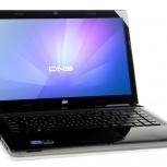 Ноутбук DNS E7130 Intel Pentium P6200 X2, Новосибирск