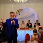 Ведущий-Тамада+поющий DJ. Юбилей Свадьба, Новосибирск
