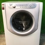 Продам стиральную машину hoptpoint-ariston, Новосибирск