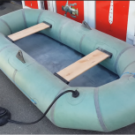 Двухместная резиновая лодка Байка-2, Новосибирск