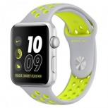 Apple Watch Nike+ 38mm Silver/Volt, Новосибирск