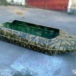Пластиковая лодка «Романтика», Новосибирск
