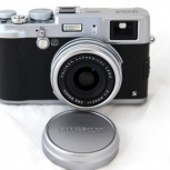 Фотоаппарат Fujifilm X100S, Новосибирск