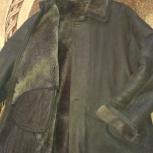 Продам мужскую дубленку 50 р., Новосибирск