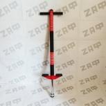 Тренажёр-кузнечик Pogo Stick до 40 кг, Красный, Новосибирск