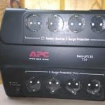 Источники бесперебойного питания APC Back-UPS ES 700, Новосибирск
