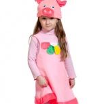 Новогодние костюмы поросёнок свинка прокат и прода, Новосибирск