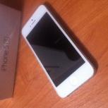 Телефон iPhone 5s 32Гб, Новосибирск