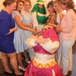 Сказочно - веселые свадьбы/ юбилеи/ корпоративы/ фото-ии в подарок!, Новосибирск
