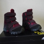 Демисезонные ботинки Адидас на девочку, р-р 22, Новосибирск