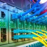 Монтаж компьютерных сетей(лвс) и видеонаблюдение, Новосибирск