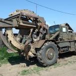 Траншеекопатель ТМК-2 роторный экскаватор, Новосибирск