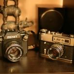 Куплю советские фотоаппараты, Новосибирск