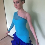 Платье для бальных танцев, Новосибирск
