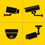 Видеонаблюдение, монтаж видеонаблюдения, установка видеонаблюдения, Новосибирск