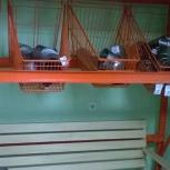 Стеллаж для складов, гаражей, магазинов, Новосибирск