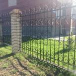 Заборные секции, Новосибирск