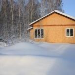 Деревянные дома строим под ключ, Новосибирск