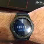 Смарт часы Samsung Gear S3 Frontier, Новосибирск