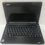 Нетбук Acer Aspire one ZG5, Новосибирск