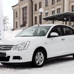 Аренда/выкуп абсолютно нового Nissan Almera 2018 г АКПП, Новосибирск
