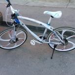 Продам велосипед BMW на литых дисках, Новосибирск