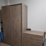 Продаётся два шкафа купе и комод., Новосибирск